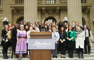Future Premier of Alberta