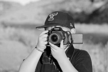 An Inspiring Young Photographer