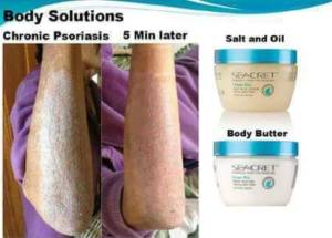 Seacret skin care