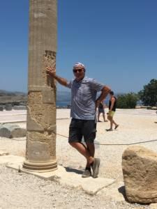hcm lifestyle my week in an enchanted greek villa