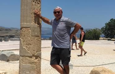 My Week In An Enchanted Greek Island Villa