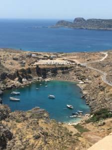 greek island villa