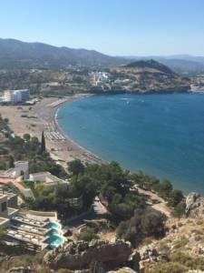 my week in a greek island villa